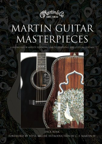 9780954510312: Martin Guitar Masterpieces