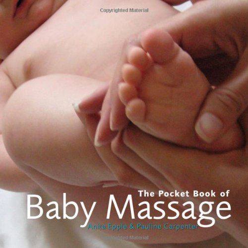 9780954518837: The Pocket Book of Baby Massage