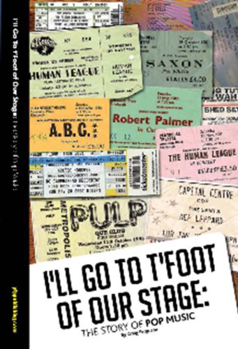 9780954533380: I'll Go to T'foot of Our Stage: The Story of Yorkshire Pop Music
