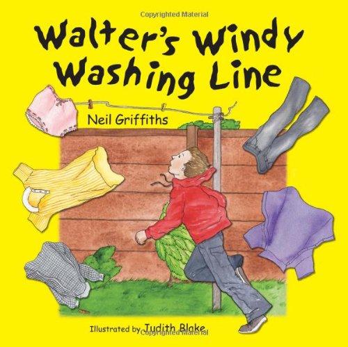 9780954535308: Walter's Windy Washing Line