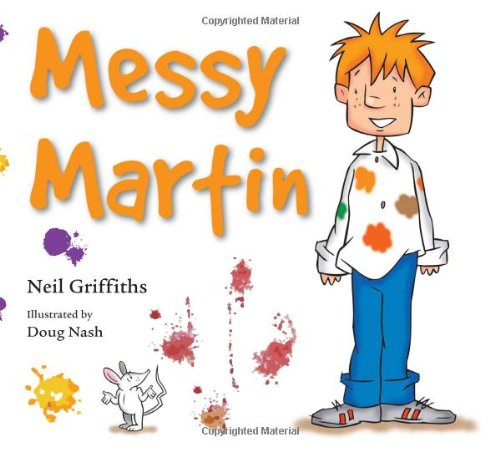 9780954535346: Messy Martin