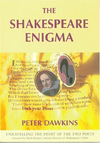 9780954538941: The Shakespeare Enigma: Unravelling the Story of the Two Poets