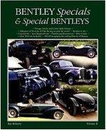 Bentley Specials & Special Bentleys Volume II: Roberts, Ray