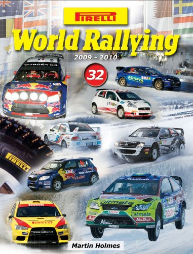 9780954543372: Pirelli World Rallying