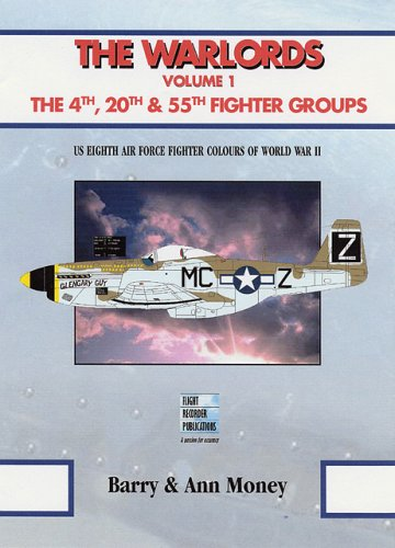 9780954560515: The Warlords Volume 1: The 4th, 20th & 55th Fighter Groups (Warlords (Specialty Press))