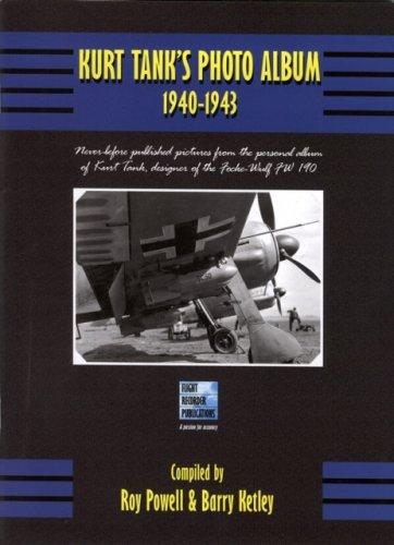Kurt Tank's Photo Album 1940-1943: Powell;Ketley;Powell, Roy