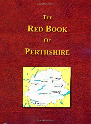 9780954562823: The Red Book of Perthshire