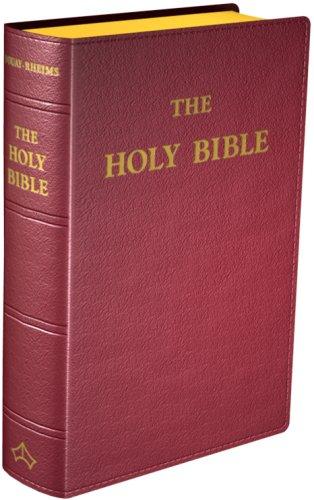 9780954563165: The Holy Bible: Douay-Rheims Version