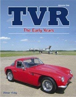 9780954572914: TVR: The Early Years
