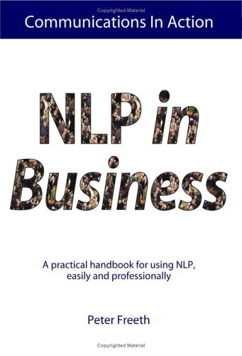 9780954574833: NLP in Business