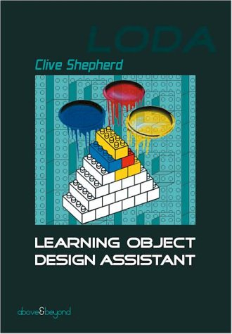 9780954590444: Loda: Learning Object Design Assistant