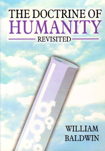 9780954591304: The Doctrine of Humanity Revisited
