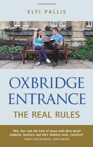 9780954594466: Oxbridge Entrance