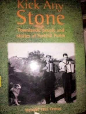 9780954616328: Kick Any Stone - Townlands, people and stories of Forkhill Parish - includes 1821 Census