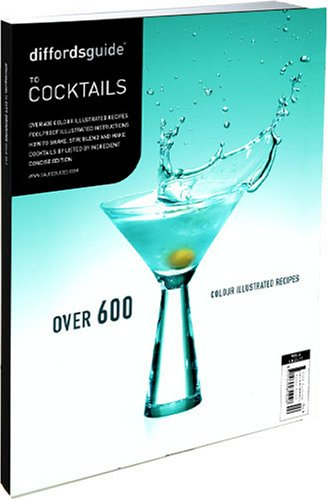 9780954617431: Diffordsguide Cocktails