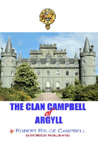 9780954633479: The Clan Campbell of Argyll
