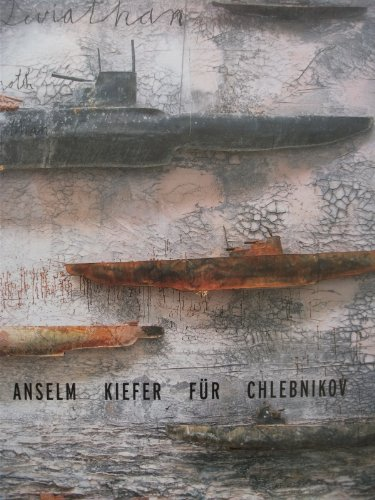 Anselm Kiefer: Fur Chlebnikov: Kevin Power