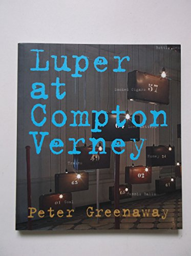 9780954654542: Peter Greenway: Luper at Compton Verney