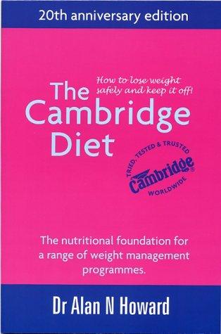 9780954655709: The Cambridge Diet