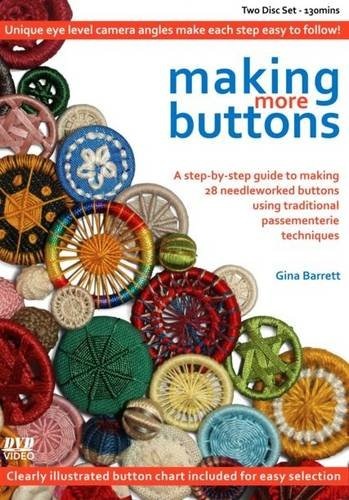 9780954661854: Making More Buttons