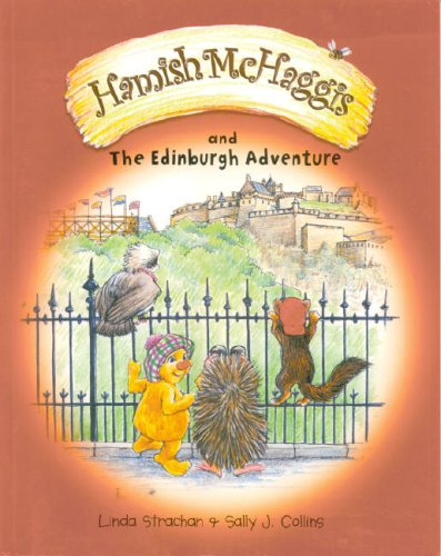 9780954670177: Hamish McHaggis: And the Edinburgh Adventure