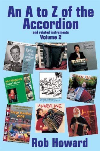 9780954671112: An A to Z of the Accordion and Related Instruments: v. 2