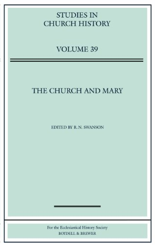 9780954680909: The Church and Mary (Studies in Church History)