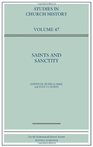 9780954680985: Saints and Sanctity (Studies in Church History)