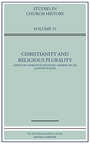 9780954681036: Christianity and Religious Plurality (Studies in Church History)