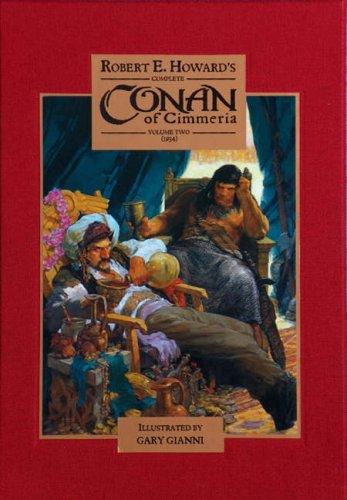 9780954682200: Conan of Cimmeria: 1934 v. 2