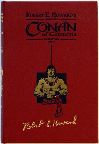 9780954682224: Conan of Cimmeria: 1934 v. 2