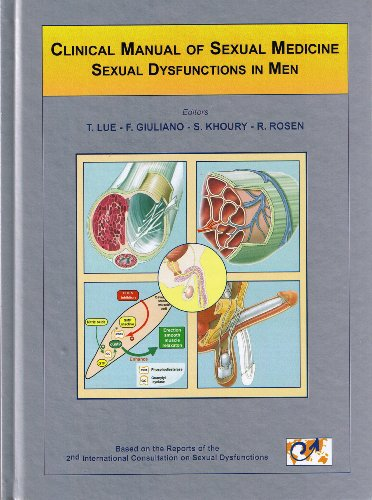 Clinical Manual of Sexual Medicine, Sexual Dysfunctions