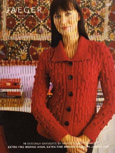 16 Designer Garments Using Extra Fine Merino: Martin Storey; Jaeger