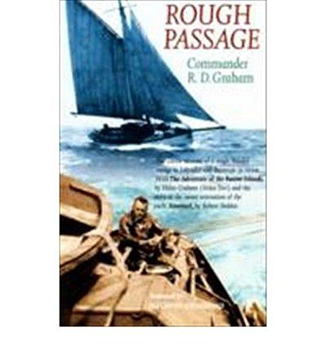 9780954706241: Rough Passage: The Adventure of the Faeroe Islands