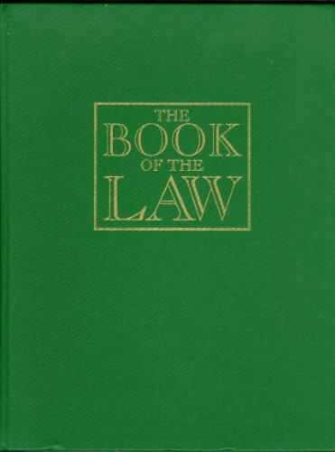 9780954706326: The Book of the Law: The Illuminated Edition