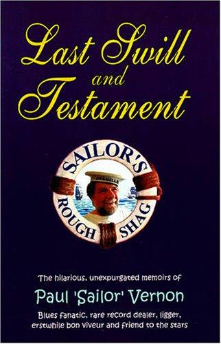 9780954706845: Last Swill and Testament