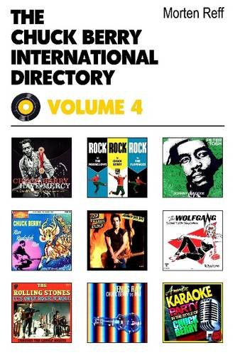 9780954706890: Chuck Berry International Directory (v. 4)