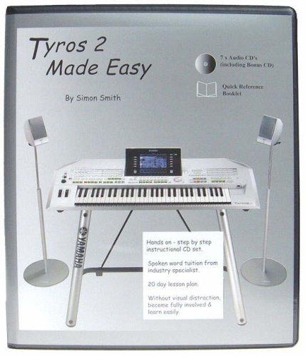 9780954708948: Tyros 2 Made Easy
