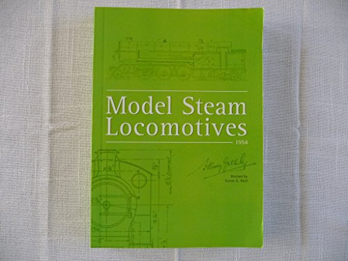 9780954713126: Model Steam Locomotives