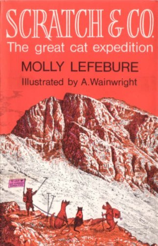 Scratch & Co. The Great Cat Expedition: Lefebure Molly