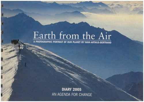 9780954729301: Earth from the Air Agenda for Change