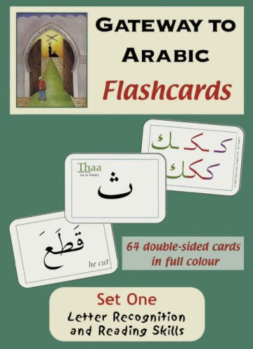 Flashcards: Set 1 (Gateway to Arabic): Imran Hamza Alawiye