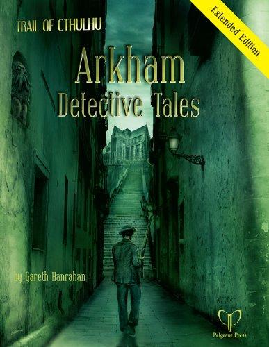 Arkham Detective Tales: Hanrahan, Gareth