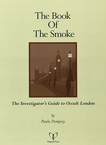 Book of the Smoke the Investigators Guid: Paula Dempsey