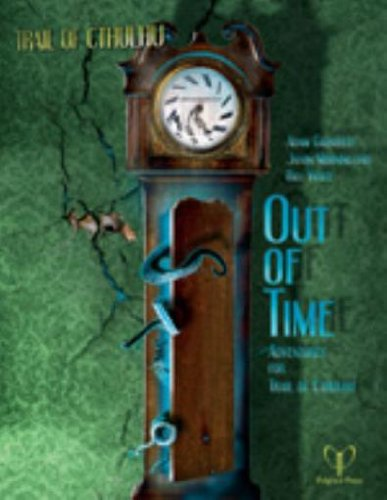 9780954752675: Gumshoe: Trail of Cthulhu - Out of Time