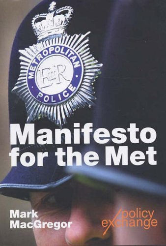 9780954752743: Manifesto for the Met
