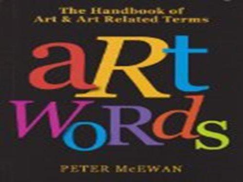 9780954755249: Art Words: The Handbook of Art & Art Related Terms