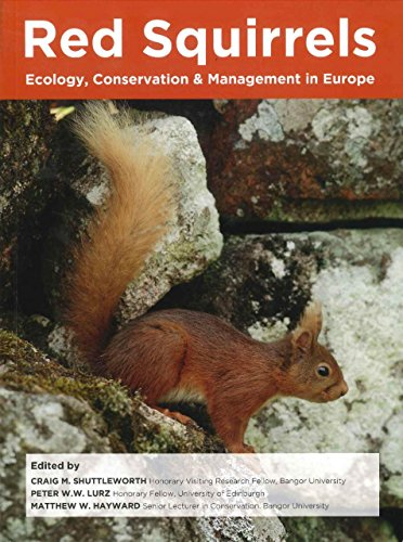 9780954757618: Red Squirrels: Ecology, Conservation & Management in Europe