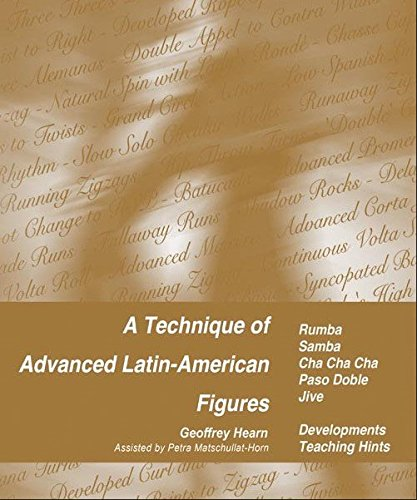 9780954762513: A Technique of Advanced Latin American Figures