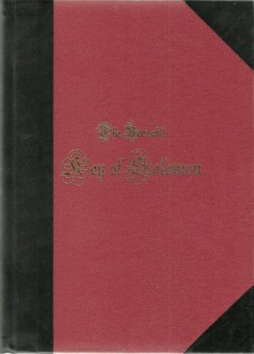 9780954763985: The Veritable Key of Solomon